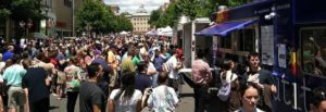 Downtown Raleigh Food Truck Rodeo @ Fayetteville Street   Raleigh   North Carolina   United States