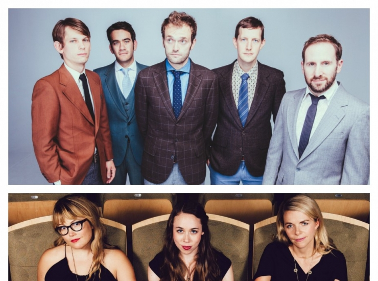 NCMA Summer Concert Series: American Acoustic with Punch Brothers & I'm With Her