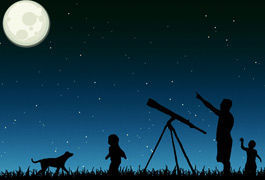 Sky Watching: View the Stars at Dix Park! @ Dorothea Dix Park | Raleigh | North Carolina | United States