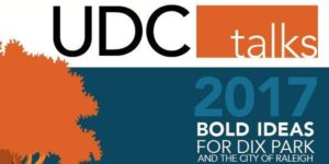 Urban Design Center Talks: Bold Ideas for Dix Park and the City of Raleigh @ City of Raleigh Museum | Raleigh | North Carolina | United States