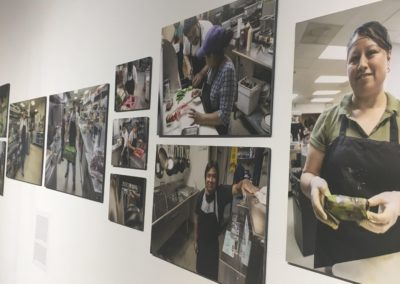 """""""Food for Thought"""" Photo Exhibit"""