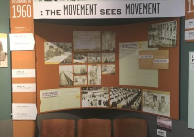 """""""Let Us March On"""" Civil Rights Exhibit"""