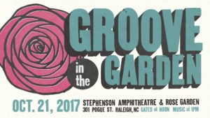 Groove in the Garden 2017 @ Raleigh Little Theatre | Raleigh | North Carolina | United States