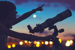 Skywatching in Dorothea Dix Park @ Dorothea Dix Park   Raleigh   North Carolina   United States