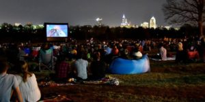 Dix Park Movie By Moonlight Halloween Double Feature @ Dorothea Dix Park Flowers Field | Raleigh | North Carolina | United States