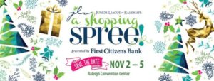 A Shopping Spree! @ Raleigh Convention Center | Raleigh | North Carolina | United States