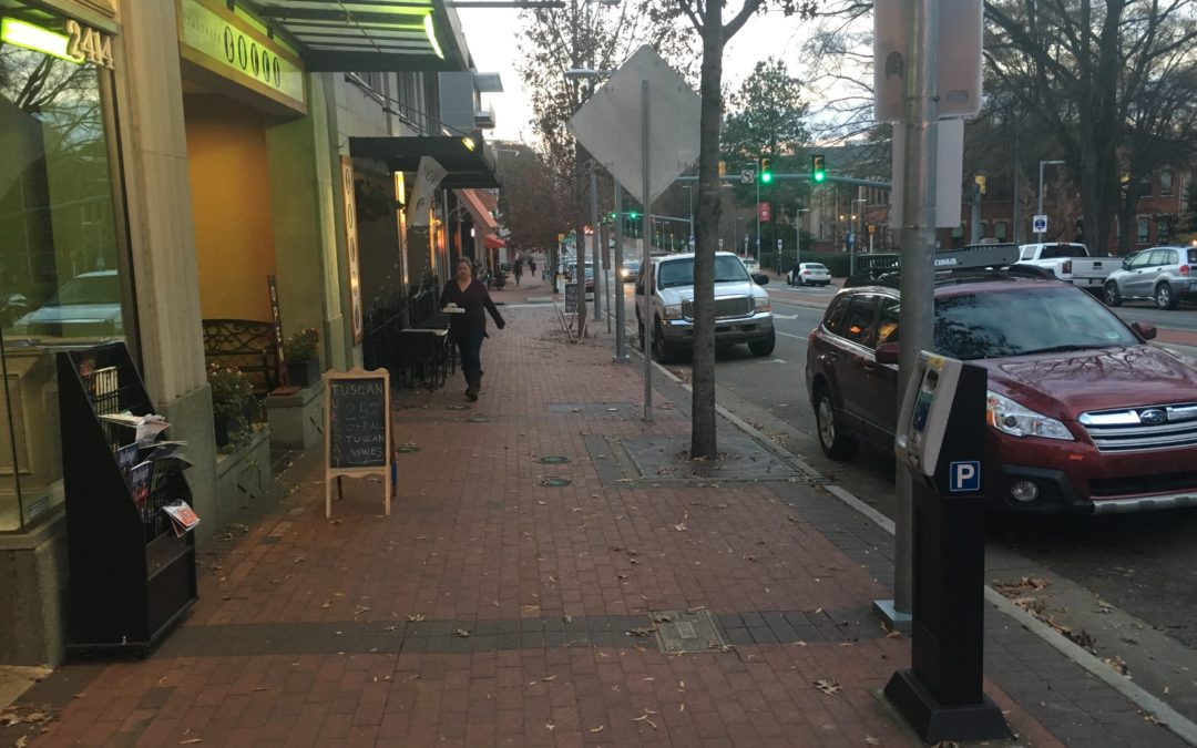 Help Hillsborough Street Ponder Parking