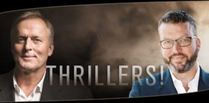 Thrillers! An Evening with Authors John Grisham and John Hart @ Meymandi Concert Hall | Raleigh | North Carolina | United States