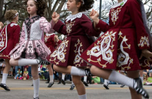St. Patrick's Day Parade and Festival @ Downtown Raleigh | Raleigh | North Carolina | United States