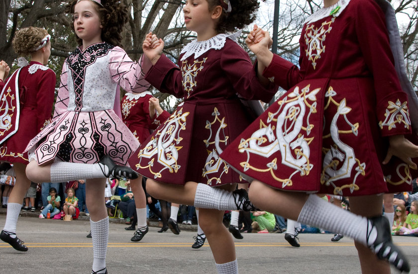 St. Patrick's Day Parade and Festival