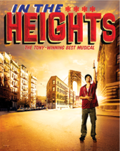 NC Theatre - In the Heights @ Raleigh Memorial Auditorium | Raleigh | North Carolina | United States