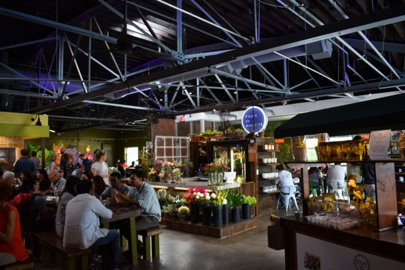 Morgan street flowers