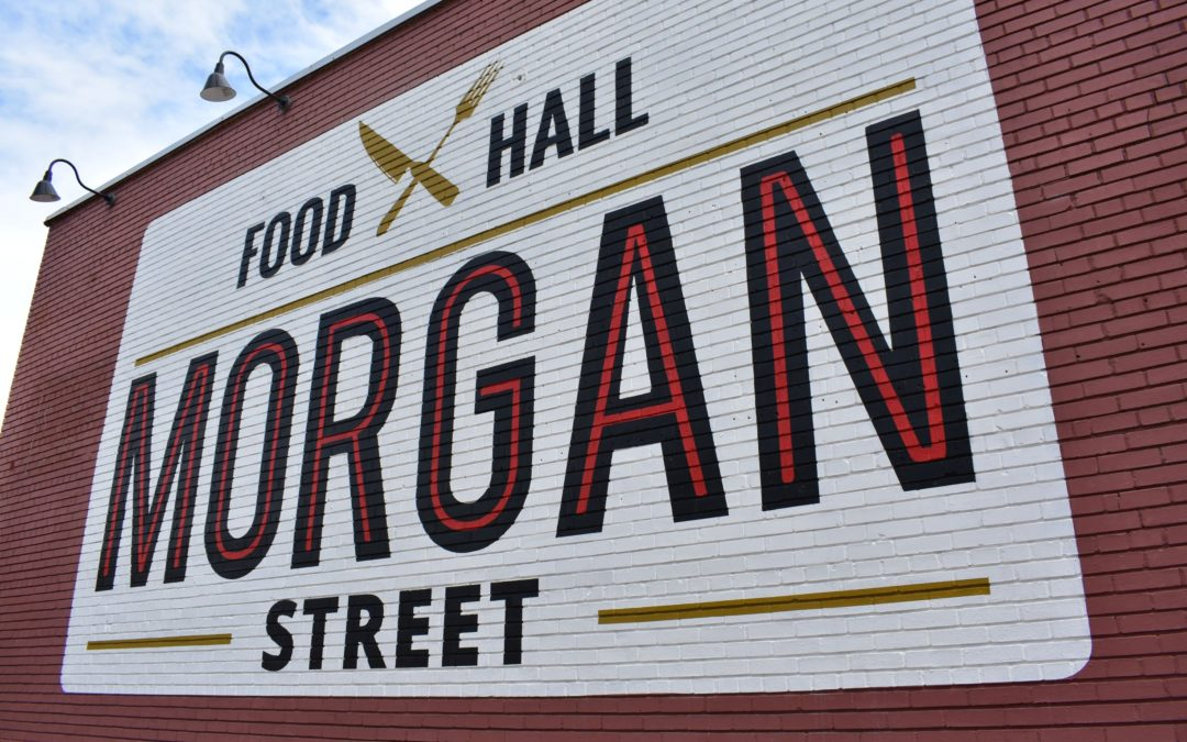morgan street food hall mural