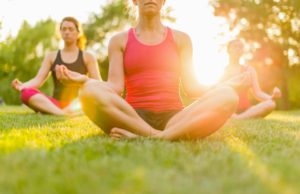 Yoga in the Park @ Dorthea Dix Park - Williams Field | Raleigh | North Carolina | United States