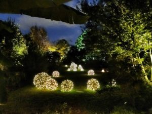 Moonlight in the Garden @ JC Raulston Arboretum | Raleigh | North Carolina | United States