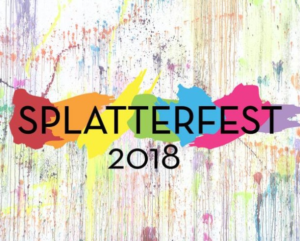 Splatterfest @ Partners I Bldg | Raleigh | North Carolina | United States