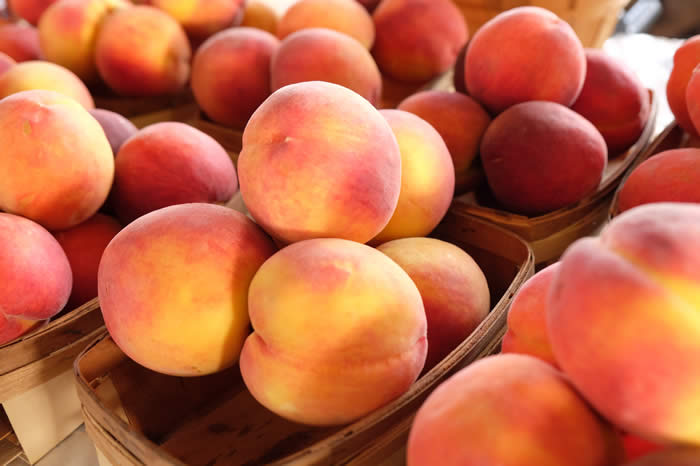 Peach Day and Dessert Contest